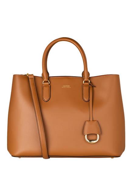 LAUREN RALPH LAUREN Handtasche MARCY, Farbe: 026 LAUREN TAN/MONARCH ORANGE (Bild 1)