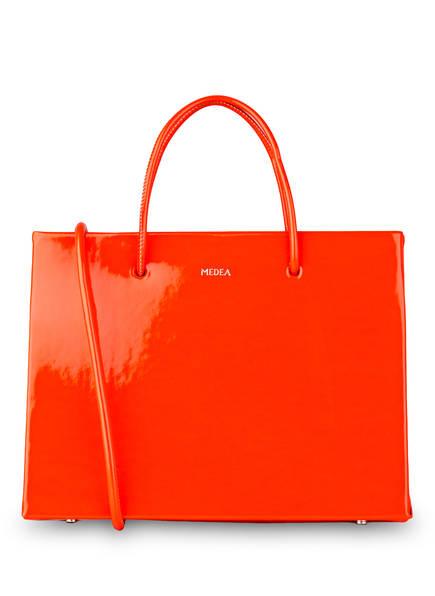 MEDEA Handtasche VINILE SHORT, Farbe: ORANGE (Bild 1)