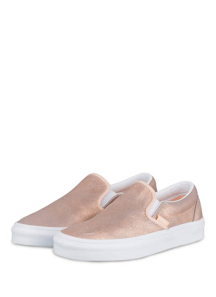VANS Slip-on-Sneaker CLASSIC SLIP-ON , Farbe: ROSÉ (Bild 1)