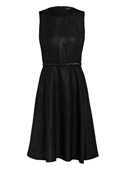 LAUREN RALPH LAUREN Kleid mit Glitzergarn , Farbe: SCHWARZ (Bild 1)