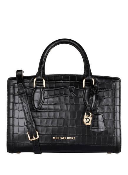 MICHAEL KORS Handtasche ZOE, Farbe: SCHWARZ (Bild 1)
