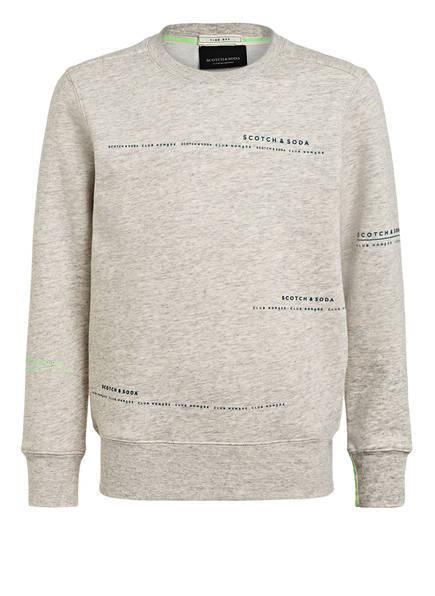 SCOTCH SHRUNK Sweatshirt, Farbe: BEIGE MELIERT (Bild 1)