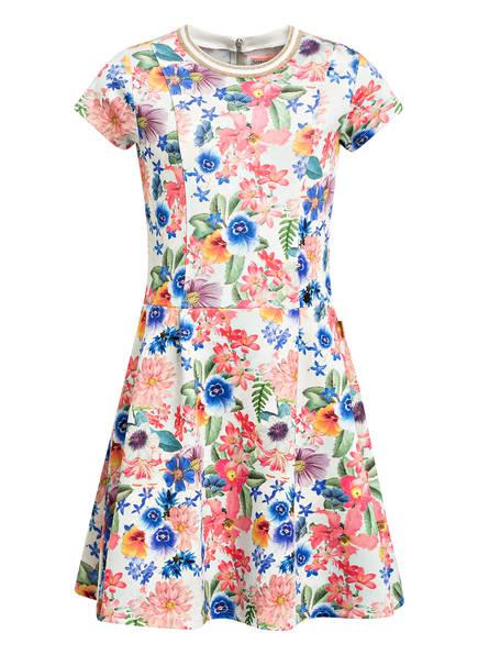 VINGINO Kleid PENDILA, Farbe: CREME/ BLAU/ HELLROT (Bild 1)
