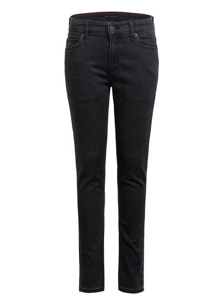 TOMMY HILFIGER Skinny Jeans SIMON, Farbe: DUNKELGRAU (Bild 1)