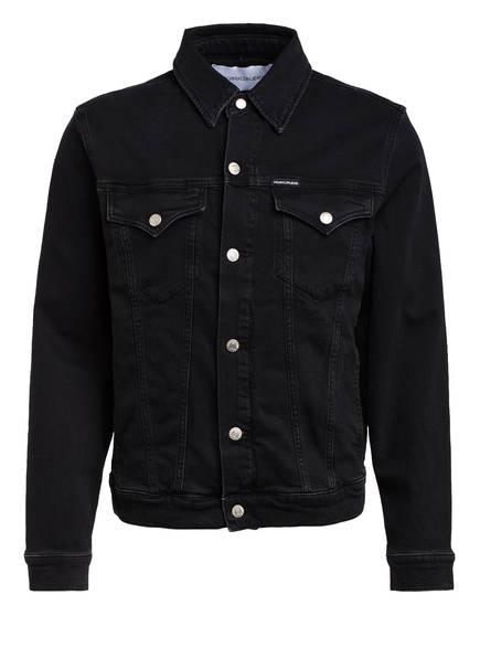Calvin Klein Jeans Jeansjacke, Farbe: SCHWARZ (Bild 1)