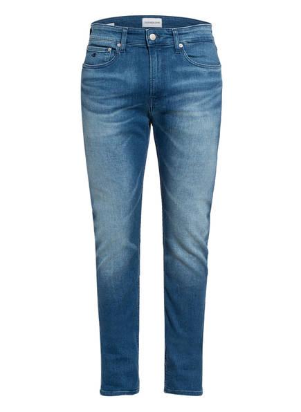 Calvin Klein Jeans Jeans Skinny Fit, Farbe: 1BJ CA095 DARK BLUE (Bild 1)
