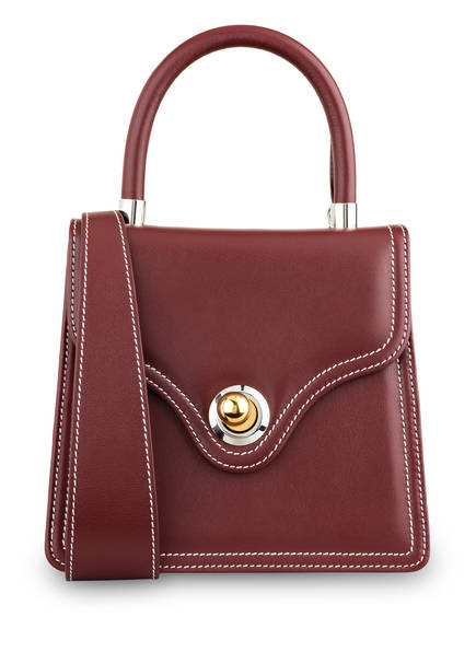 RATIO ET MOTUS Handtasche LADY BAG, Farbe: DUNKELROT (Bild 1)