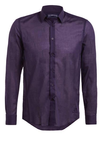 VILEBREQUIN Hemd CARACAL Regular Fit, Farbe: DUNKELBLAU (Bild 1)
