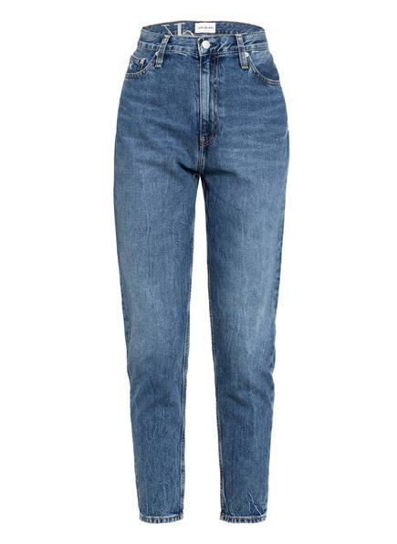 Calvin Klein Jeans Mom Jeans, Farbe: BLUE (Bild 1)