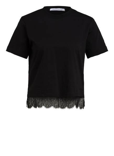 Calvin Klein Jeans T-Shirt, Farbe: BLACK (Bild 1)