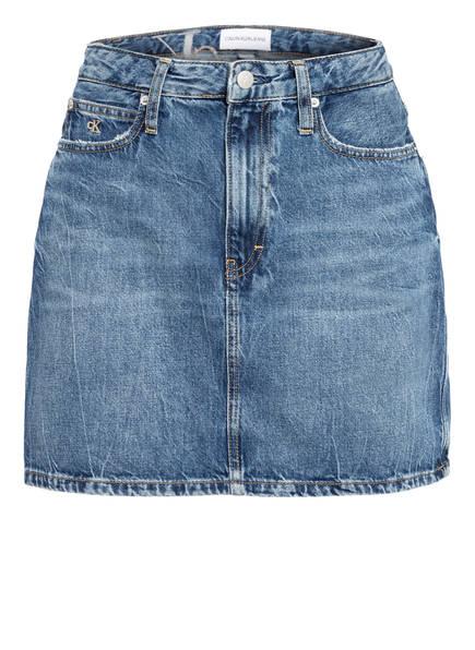 Calvin Klein Jeans Jeansrock , Farbe: BLAU (Bild 1)