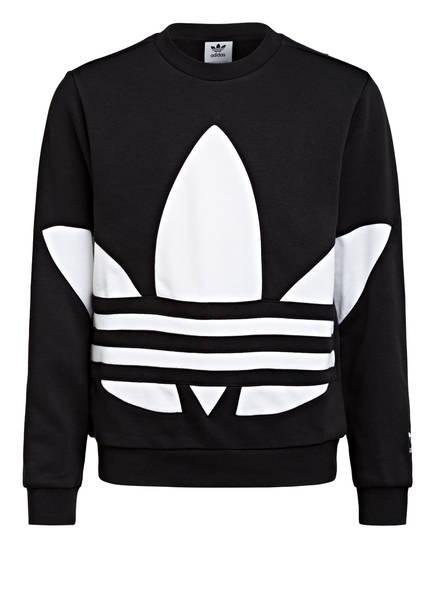 adidas Originals Sweatshirt, Farbe: SCHWARZ/ WEISS (Bild 1)