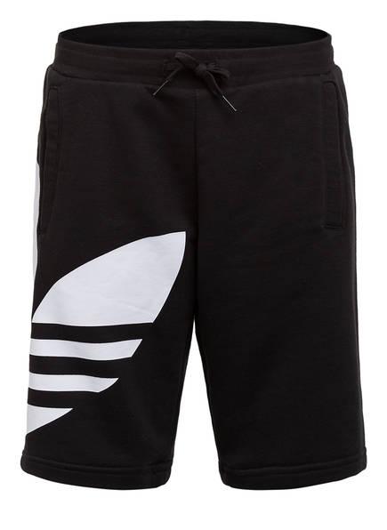 adidas Originals Sweatshorts, Farbe: SCHWARZ/ WEISS (Bild 1)