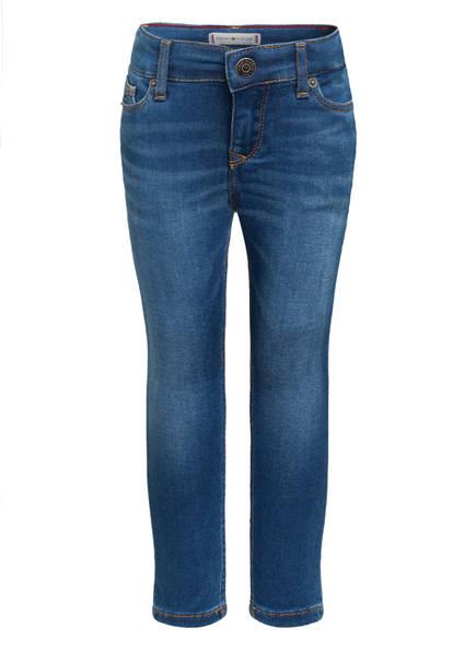 TOMMY HILFIGER Jeans NORA Skinny Fit, Farbe: SLIGA FRESH BLUE STRETCH (Bild 1)