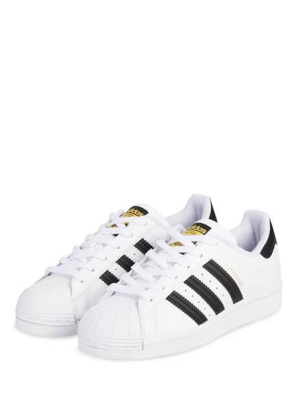 adidas Originals Sneaker SUPERSTAR , Farbe: WEISS (Bild 1)