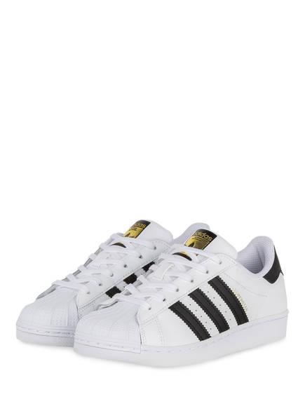 adidas Originals Sneaker SUPERSTAR C CLASSIC, Farbe: WEISS (Bild 1)