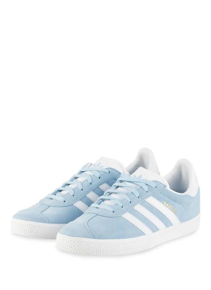 adidas Originals Sneaker GAZELLE, Farbe: HELLBLAU (Bild 1)