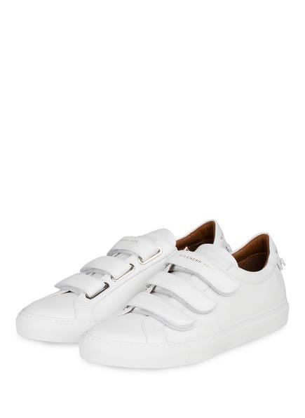 GIVENCHY Sneaker URBAN STREET VELCRO, Farbe: WEISS (Bild 1)