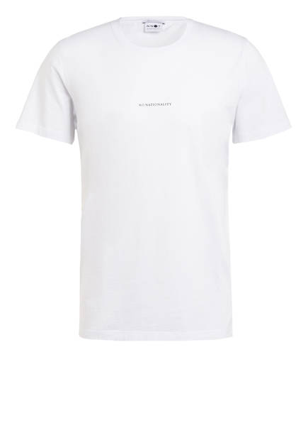 NN07 T-Shirt ETHAN, Farbe: WEISS (Bild 1)