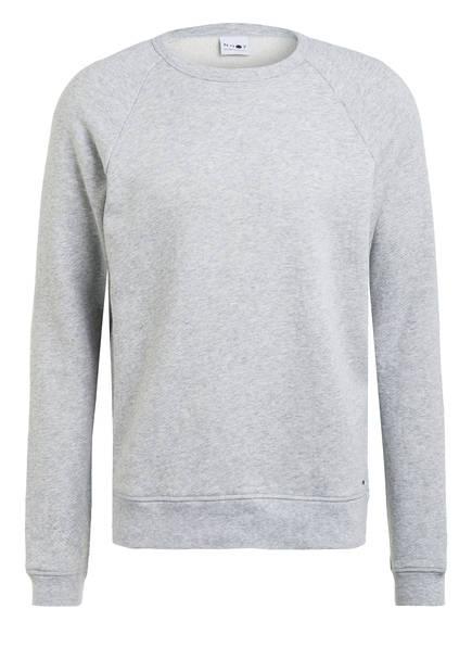 NN07 Sweatshirt ROBIN, Farbe: HELLGRAU MELIERT (Bild 1)