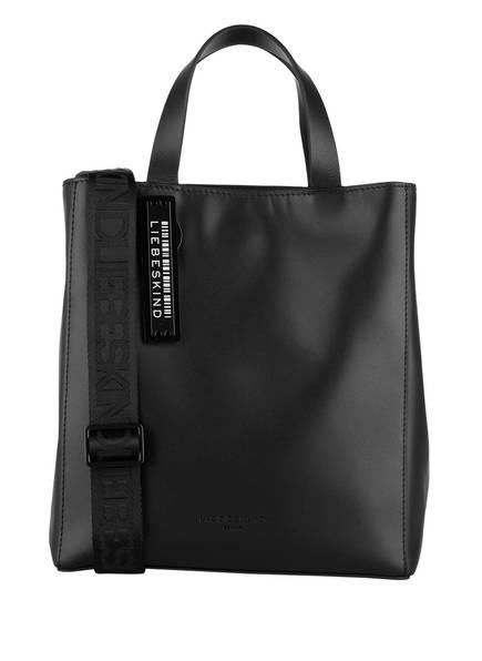 LIEBESKIND Berlin Shopper PAPER BAG S, Farbe: SCHWARZ (Bild 1)