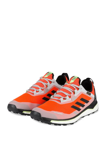 adidas Trailrunning-Schuhe TERREX AGRAVIC FLOW GTX, Farbe: NEONROT/ SCHWARZ (Bild 1)