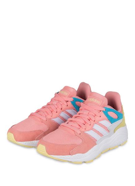 adidas Sneaker CRAZYCHAOS, Farbe: ROSA/ GELB (Bild 1)