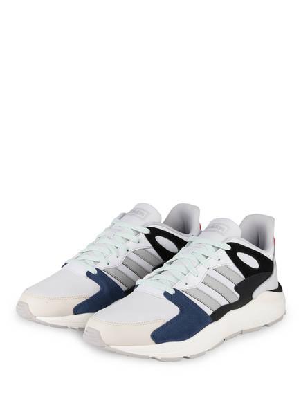 adidas Sneaker CRAZYCHAOS, Farbe: HELLGRAU/ BLAU (Bild 1)