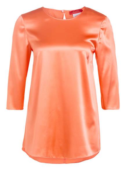 MAX & Co. Blusenshirt DEPONE aus Seide mit 3/4-Arm, Farbe: ORANGE (Bild 1)