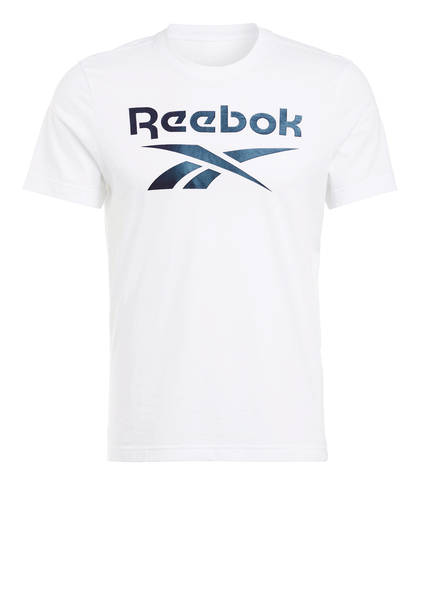 Reebok T-Shirt GRAPHIC SERIES, Farbe: WEISS/ SILBER (Bild 1)
