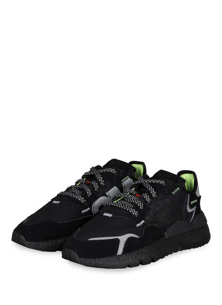 adidas Originals Sneaker NITE JOGGER, Farbe: SCHWARZ (Bild 1)