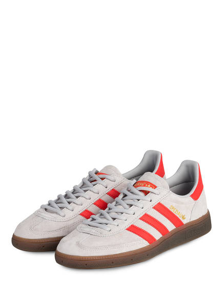 adidas Originals Sneaker HANDBALL SPEZIAL , Farbe: HELLGRAU/ HELLROT (Bild 1)