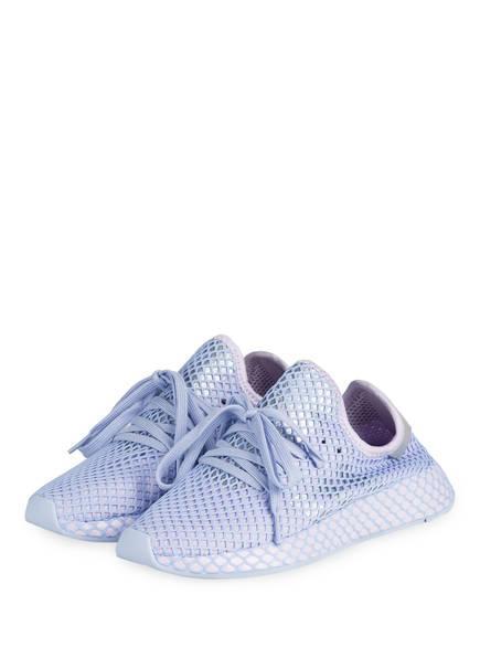 adidas Originals Sneaker DEERUPT RUNNER, Farbe: FLIEDER/ SILBER (Bild 1)