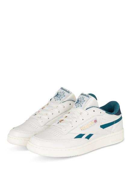 Reebok Sneaker CLUB C REVENGE, Farbe: ECRU/ PETROL (Bild 1)