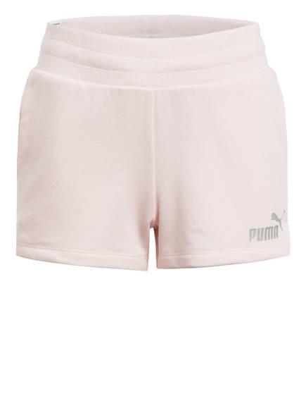 PUMA Sweatshorts, Farbe: ROSA (Bild 1)