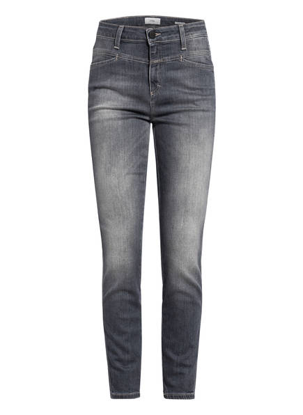 CLOSED 7/8-Jeans SKINNY PUSHER, Farbe: MGY MID GREY (Bild 1)
