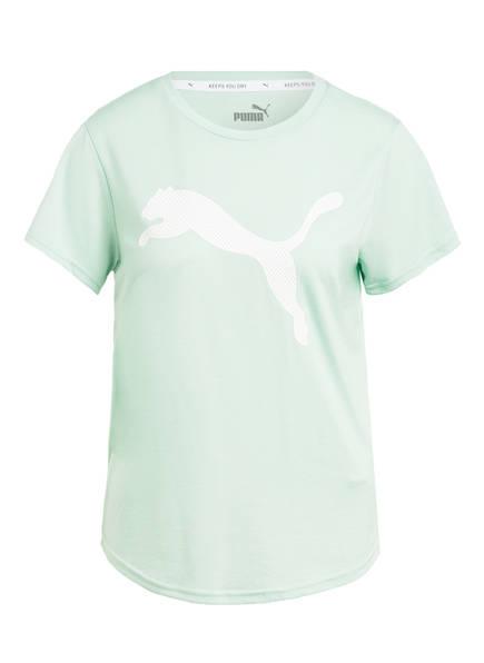 PUMA T-Shirt EVOSTRIPE , Farbe: MINT (Bild 1)