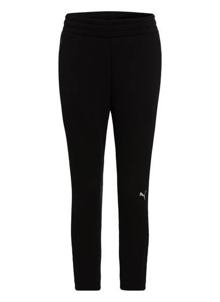 PUMA 7/8-Sweatpants EVOSTRIPE, Farbe: SCHWARZ (Bild 1)