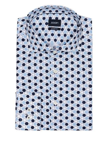 JOOP! Hemd PANK Slim Fit , Farbe: WEISS/ HELLBLAU/ DUNKELBLAU GEPUNKTET (Bild 1)