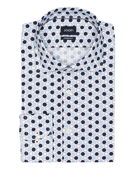 JOOP! Hemd MIKA Modern Fit, Farbe: WEISS/ BLAU/ HELLBLAU (Bild 1)