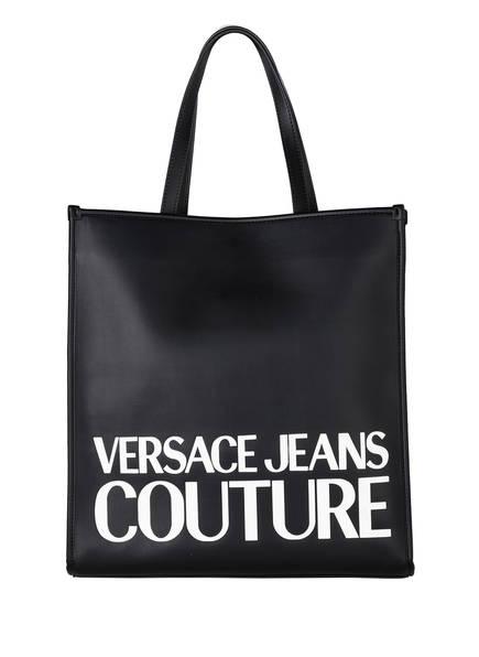 VERSACE JEANS COUTURE Shopper, Farbe: SCHWARZ/ WEISS (Bild 1)
