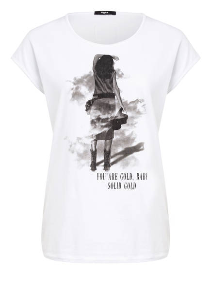 tigha T-Shirt DESERT COWGIRL , Farbe: WEISS (Bild 1)