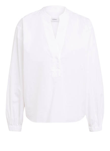 CLOSED Blusenshirt, Farbe: WEISS (Bild 1)
