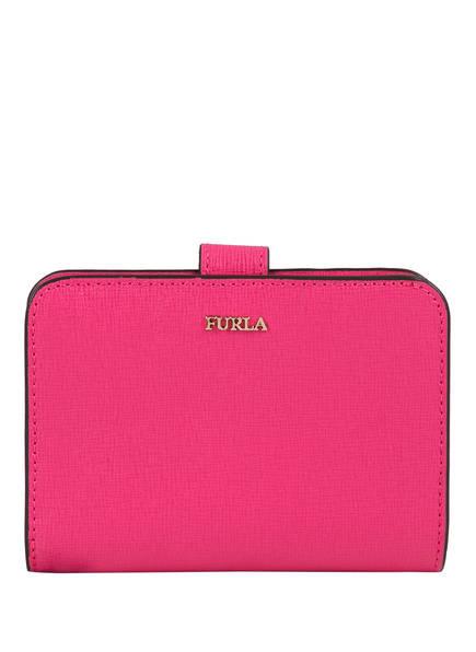 FURLA Saffiano-Geldbörse BABYLON, Farbe: PINK (Bild 1)