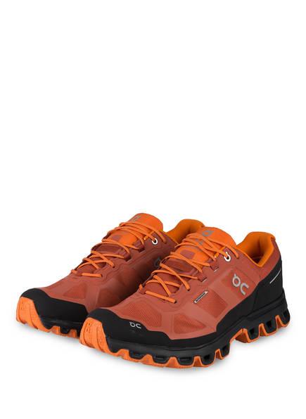 On Running Trailrunning-Schuhe CLOUDVENTURE WATERPROOF, Farbe: ROST/ ORANGE (Bild 1)