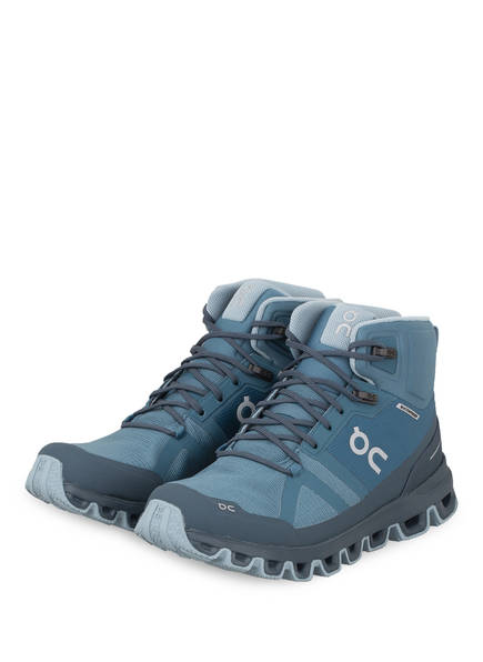 On Running Outdoor-Schuhe CLOUDROCK WATERPROOF, Farbe: PETROL (Bild 1)