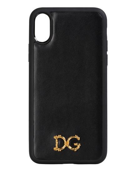 DOLCE&GABBANA Smartphone-Hülle , Farbe: SCHWARZ (Bild 1)