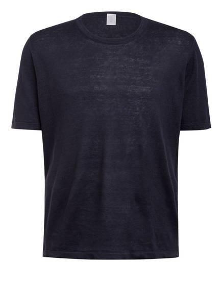 eleventy Strickshirt aus Hanf, Farbe: DUNKELBLAU (Bild 1)