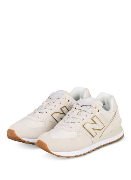 new balance Sneaker WL574, Farbe: BEIGE (Bild 1)