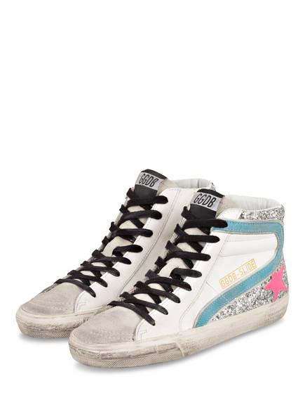Hightop Sneaker SLIDE GLITTER